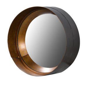 Medium Cylinder Mirror