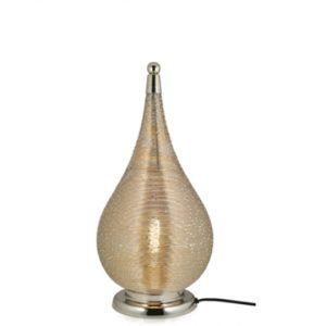 Coil table Lamp - Medium copper tone
