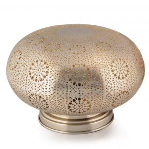Makti Table Lamp domed shape with dotted details